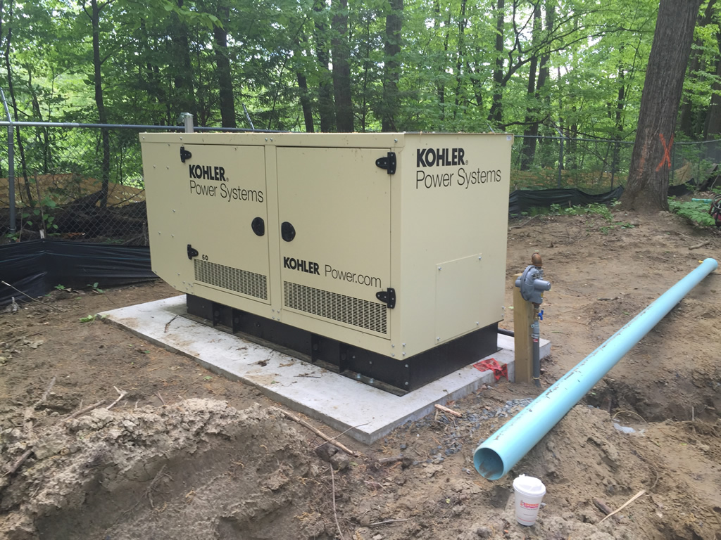 Ascutney Vermont Water System Improvements