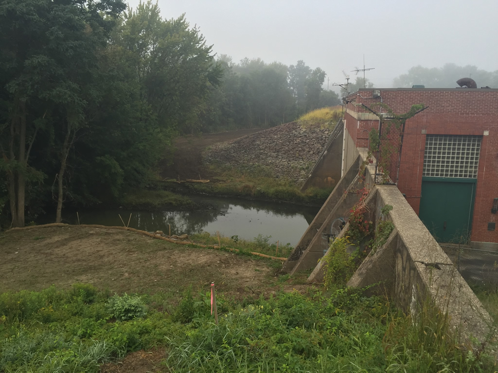 Connecticut River Levee Repair