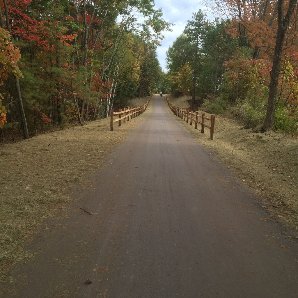 Goffstown Rail Trail Construction