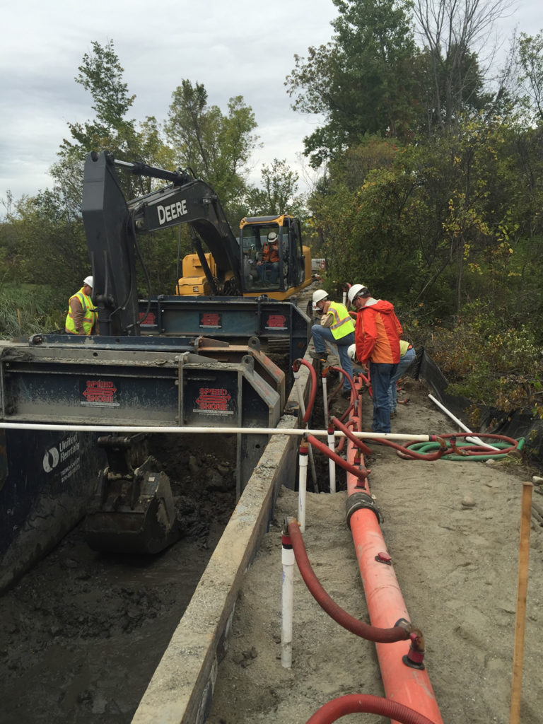 Phase 2-Etan Road/Route 120 Sewer Replacement, Lebanon, NH